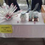 Stand de bonbons au bénéfice de la construction de la mosquée